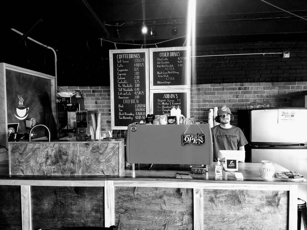 Small Town Coffee House: 184 E Main St, Forest City, NC