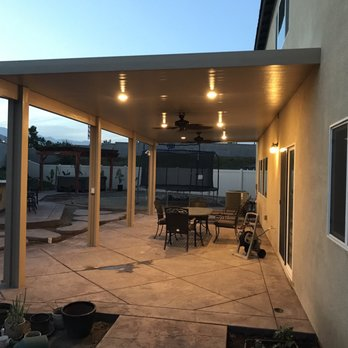 Photo Of Mr Patio Cover U0026 Rain Gutters   Corona, CA, United States