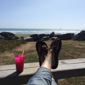 Photo Of Crescent Beach Motel City Ca United States Relaxing On