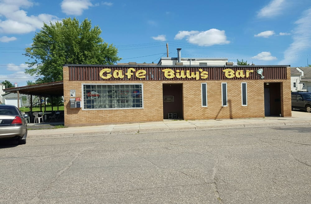 Billy's Cafe: 124 State St, Buhl, MN