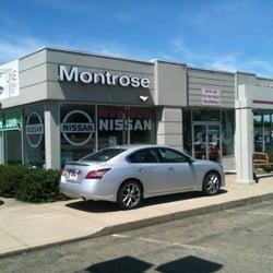 Montrose nissan of hermitage concessionari auto 1455 n for Montrose motors montrose pa