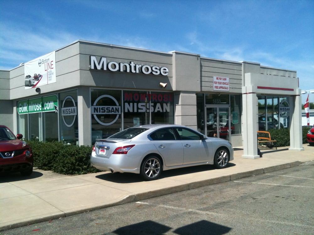 Montrose Nissan Of Hermitage Dealerships 1455 N