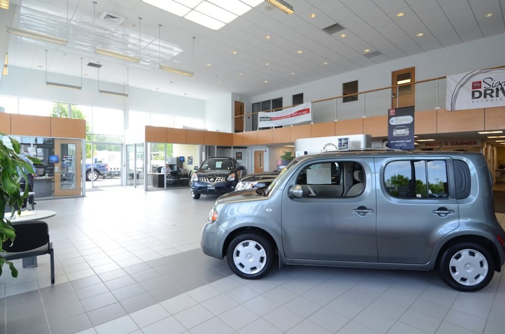Wilson motors nissan yelp for Wilson motors bellingham used cars