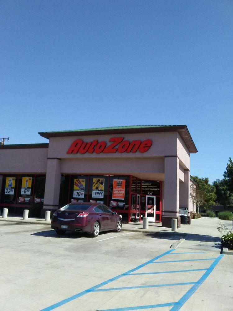 AutoZone Auto Parts: 730 N Azusa Ave, West Covina, CA