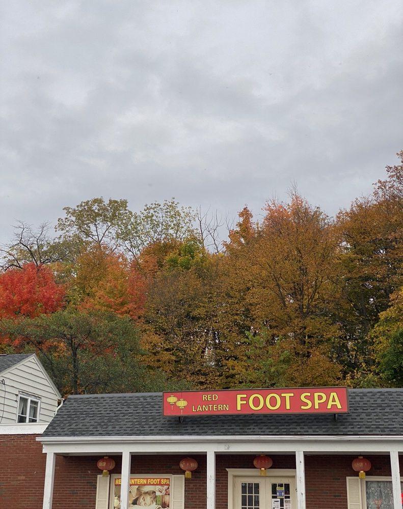 Red Lantern Foot Spa: 1216 Ulster Ave, Kingston, NY