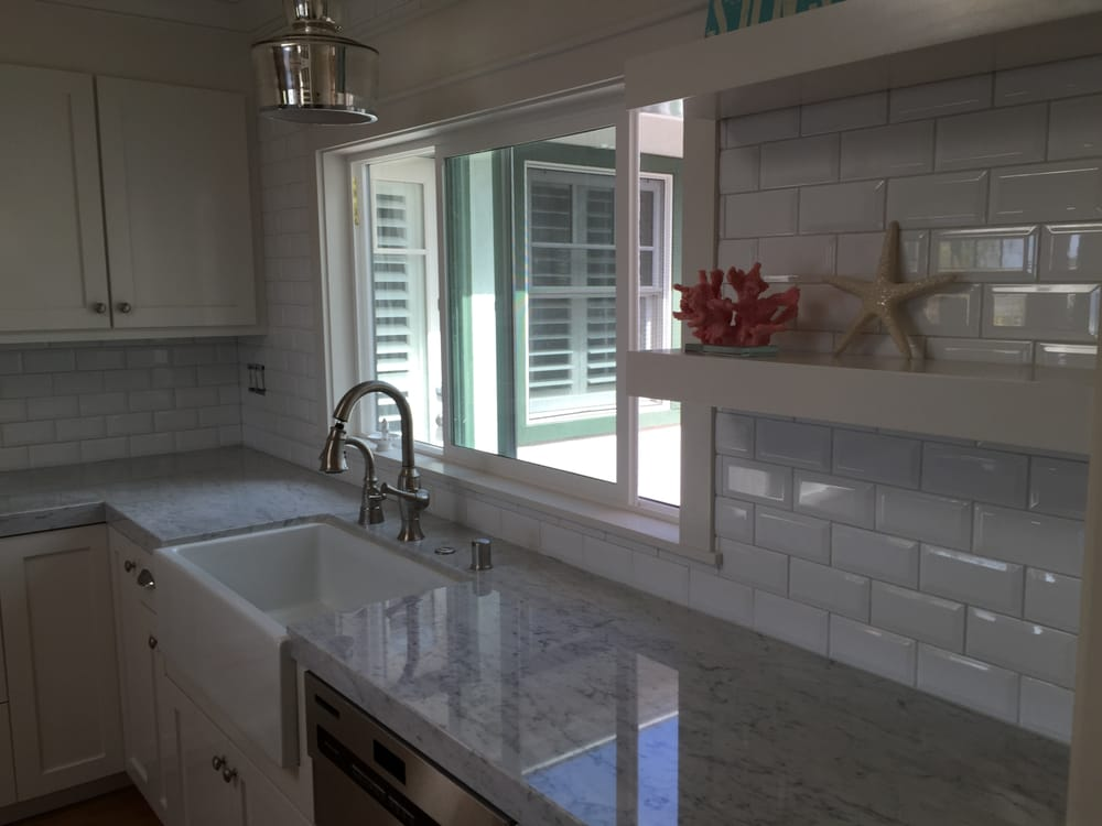 Kitchen Remodel By Pacific Coast Tile Amp Marble Beach