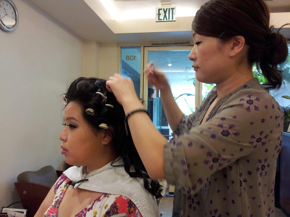 Du Japon Hair Club 17 Foto Parrucchieri Sawtelle