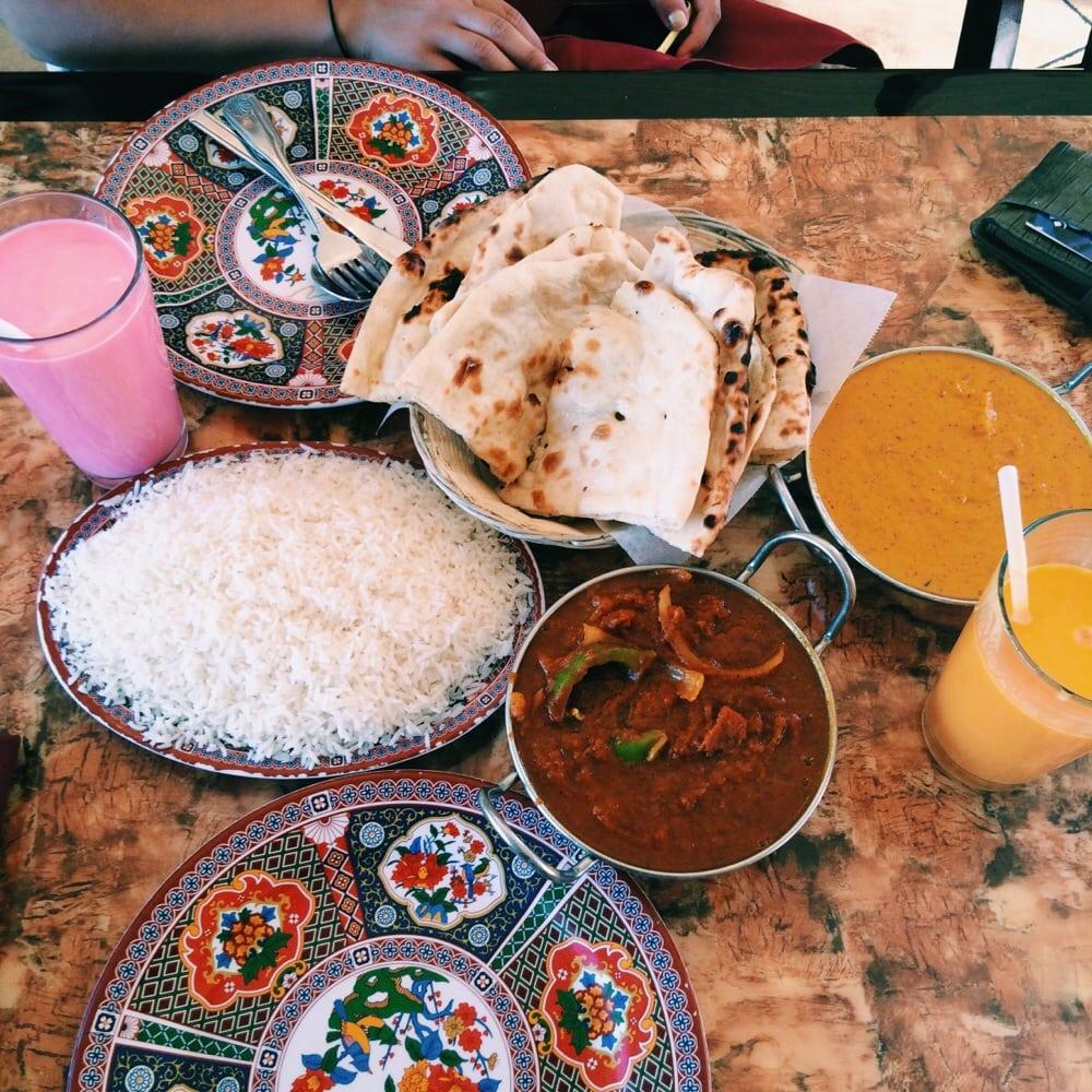Indian Food Near La Jolla