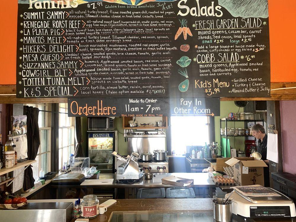 Zuma Natural Foods: 299 North Main St, Mancos, CO
