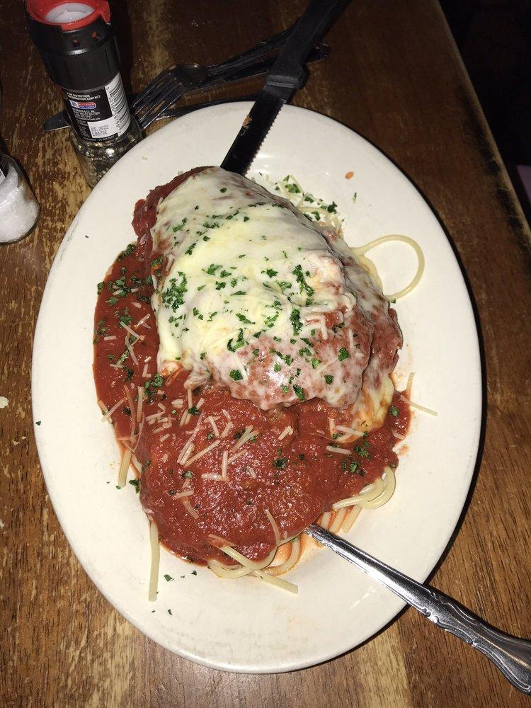 Caporella's Italian Ristorante: 90 Pittsburgh St, Uniontown, PA