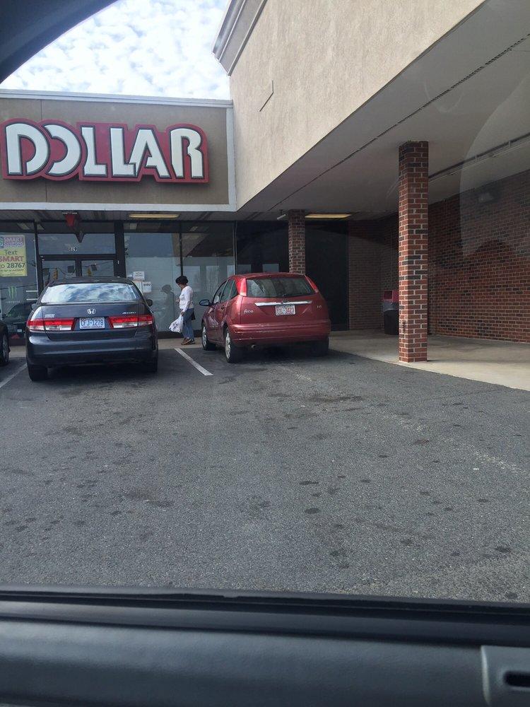 Family Dollar Store No 250: 825 Nc 24 27 Byp E, Albemarle, NC