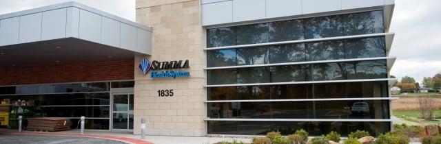 Summa Health Green Medical Center: 1835 Franks Pkwy, Uniontown, OH