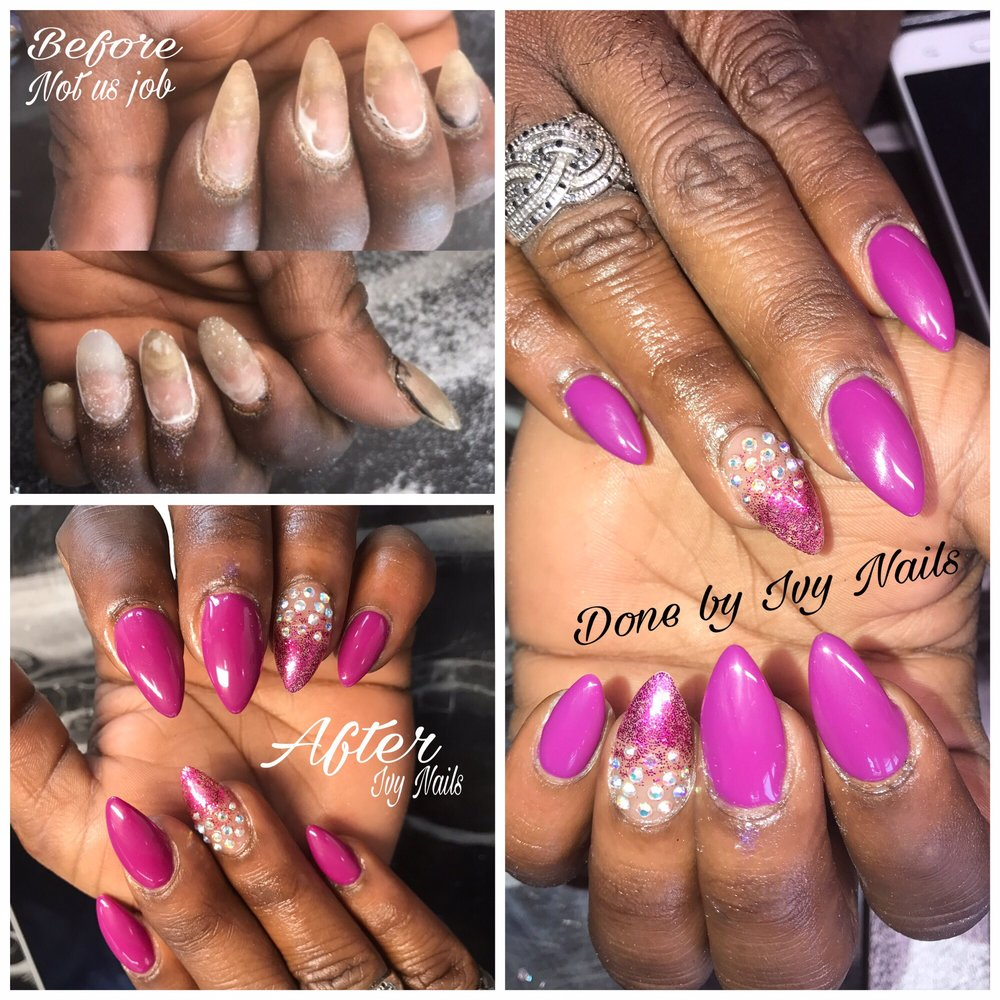 Ivy Nails: 133 E Napier Ave, Benton Harbor, MI