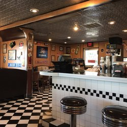 Photo Of Moonlite Diner Hollywood Fl United States