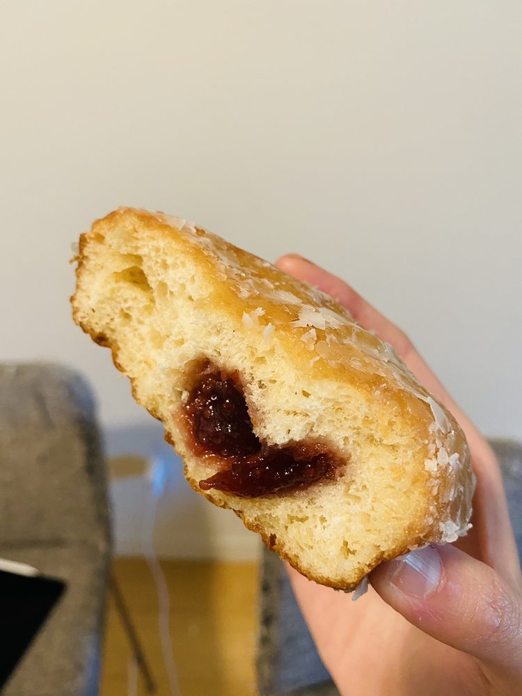 Pepples Donut Farm: 6037 San Pablo Ave, Oakland, CA