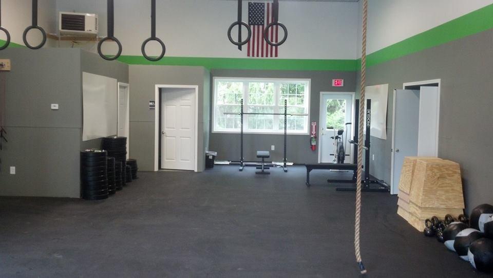 Garage gym 導師 knoxboro rd oriskany falls ny 美國