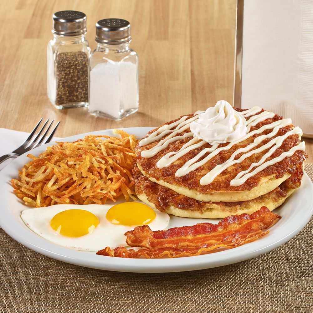 Denny's: 844 E 1250th S, Haubstadt, IN