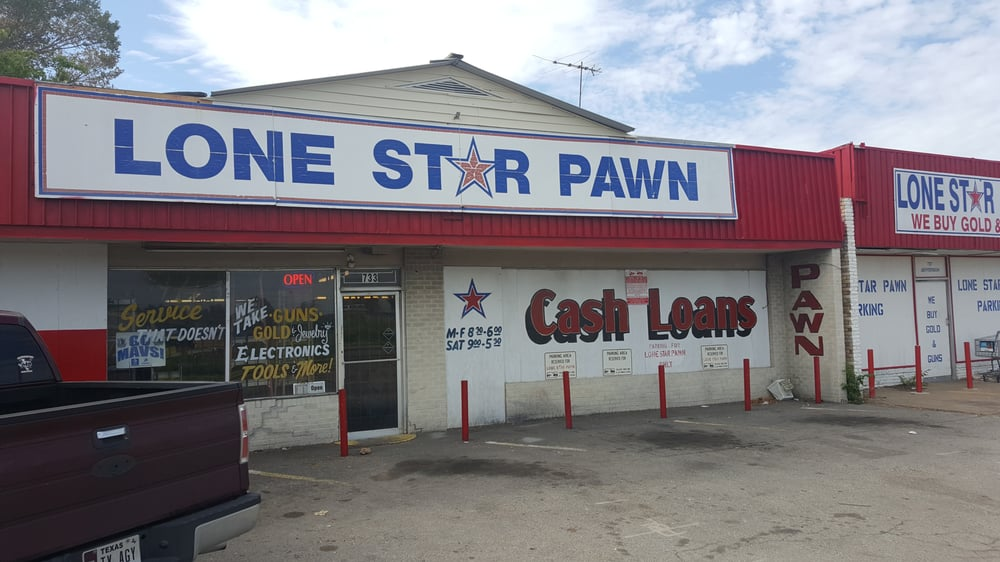 Lone Star Pawn Shop