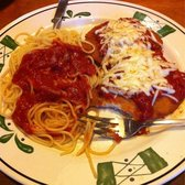 Photo Of Olive Garden Italian Restaurant   Frisco, TX, United States.  Chicken Parmasean