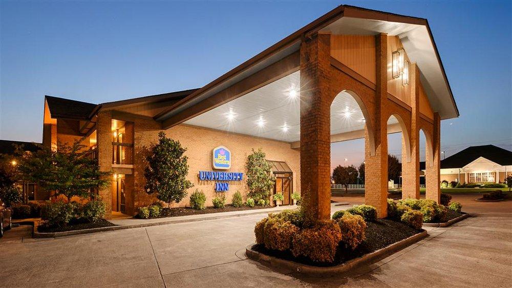 Best Western University Inn: 1503 N 12th St, Murray, KY