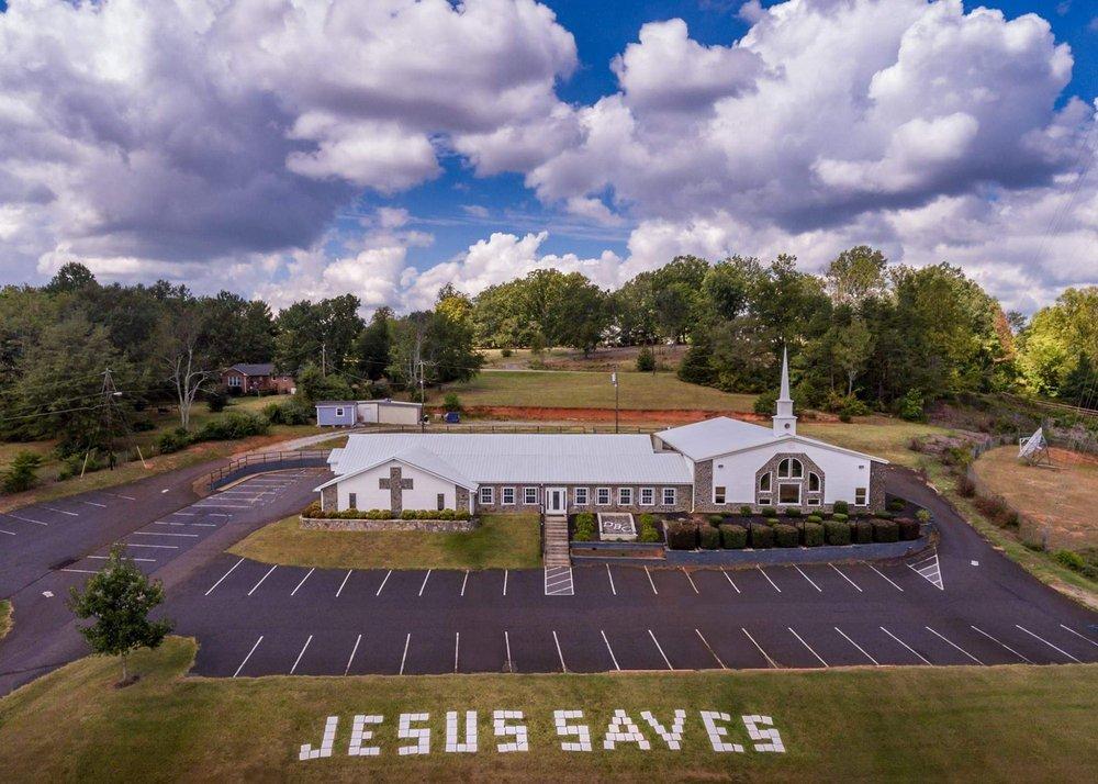 Dependent Baptist Church: 761 Windmill Hill Rd, Inman, SC
