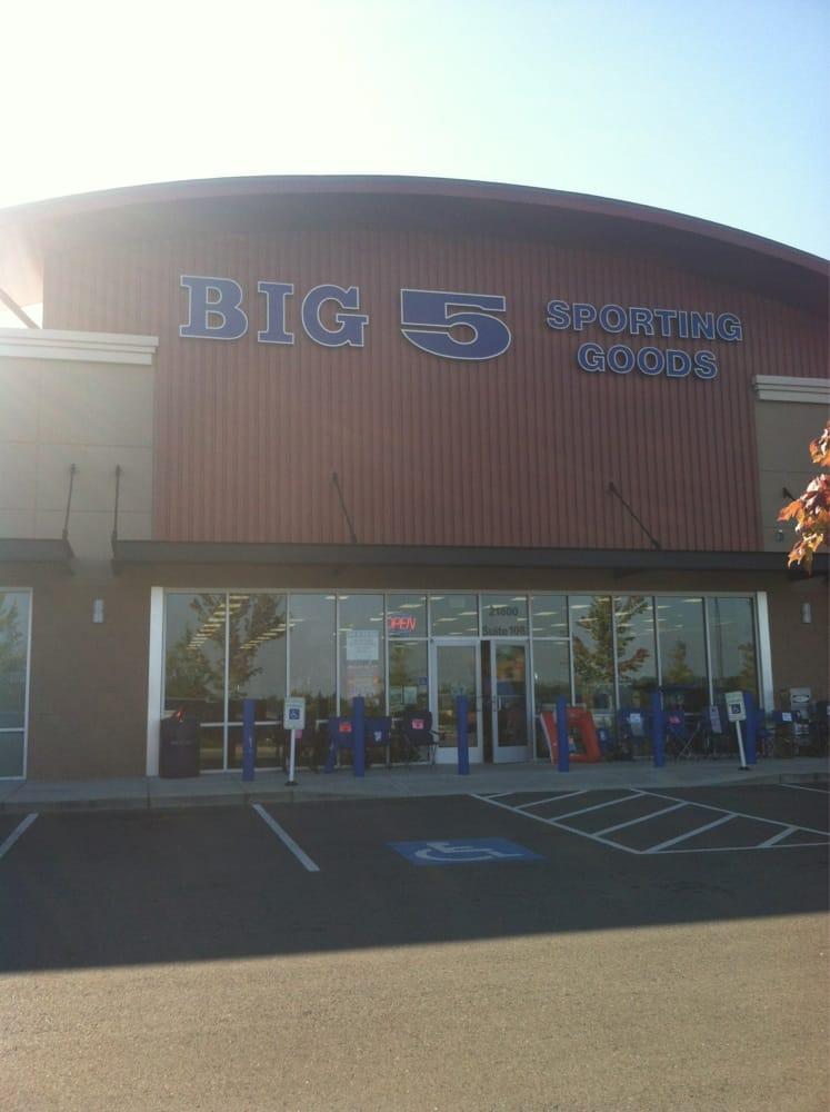 Big 5 Sporting Goods: 21800 Market Pl NW, Poulsbo, WA
