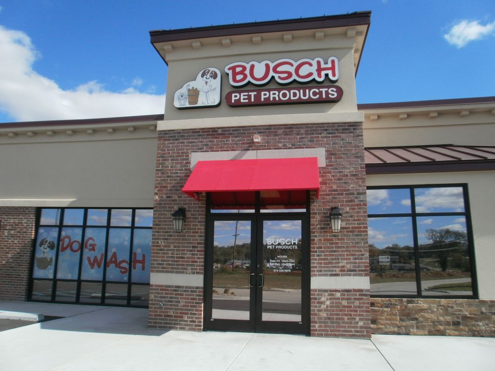 Busch Pet Products: 1720 Kingsway Dr, Cape Girardeau, MO