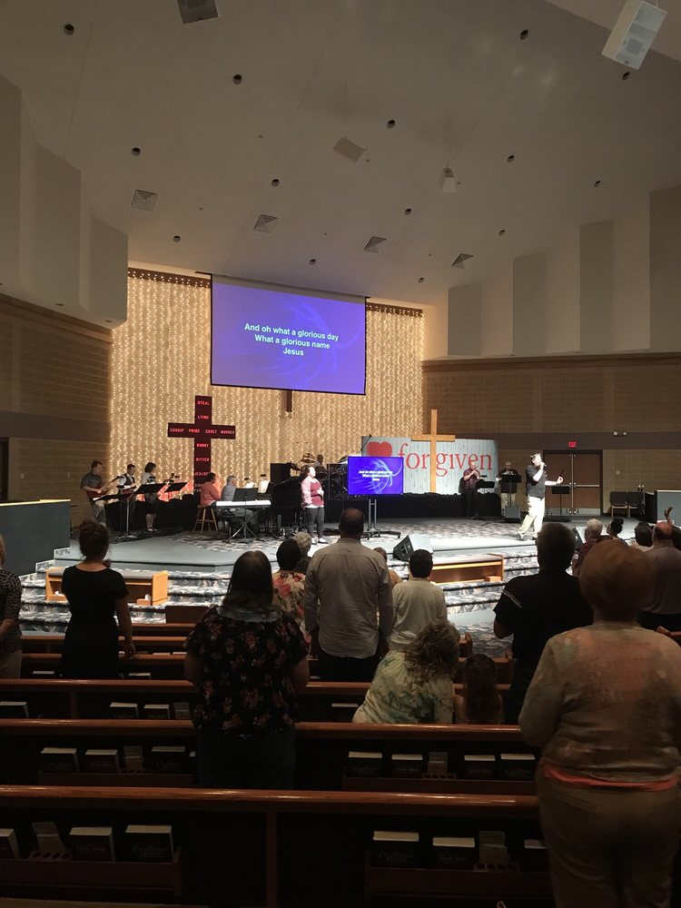 Fairview Missionary Church: 525 E 200th N, Angola, IN