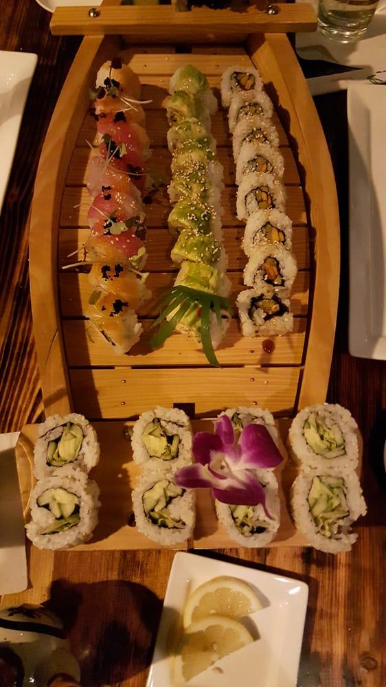 Oceano Sushi: 17917 Bothell Everett Hwy, Bothell, WA
