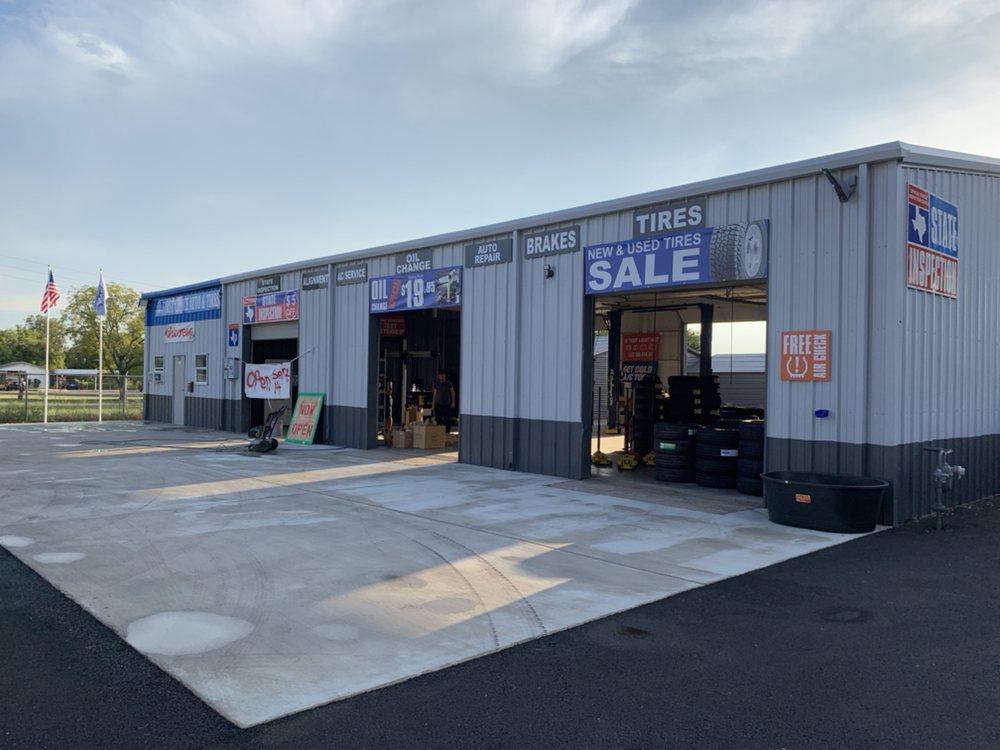 First Choice Auto & Tires: 724 S Powell Pkwy, Anna, TX