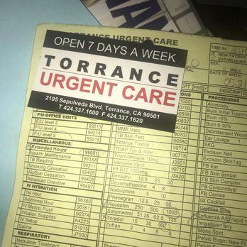 Torrance Urgent Care - 27 Photos & 129 Reviews - Urgent Care
