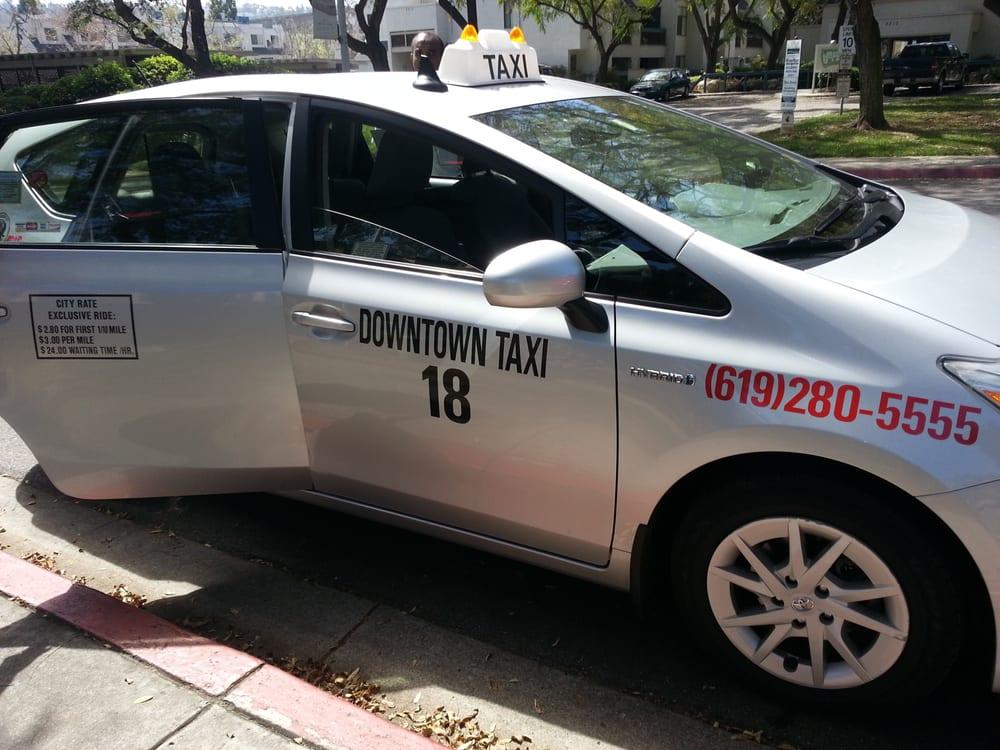 Silver Cab 54 Reviews Taxis 3200 Adams Ave San Go Ca