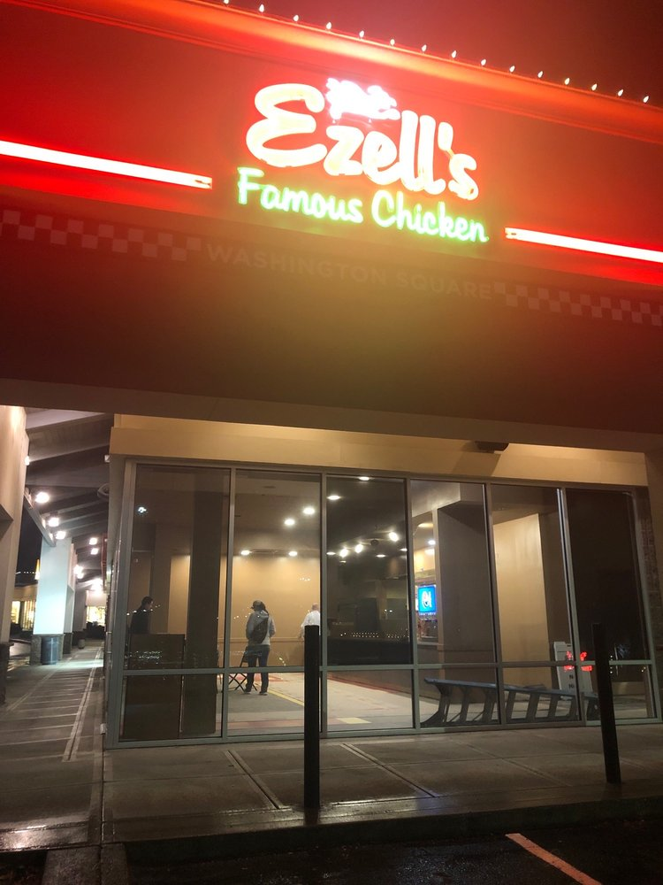 Ezell's Famous Chicken: 10218 Washington Square Rd, Tigard, OR
