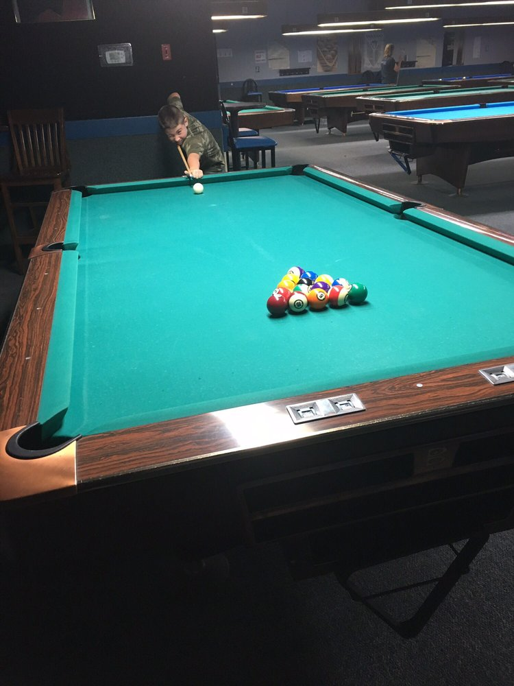 Qball Billiards: 1501 Rte 37 E, Toms River, NJ