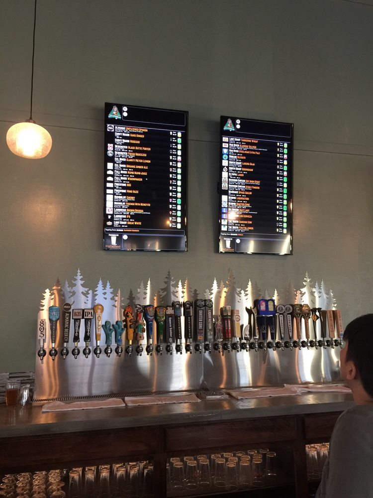 The Bigfoot Taproom: 1750 Central Ave, McKinleyville, CA