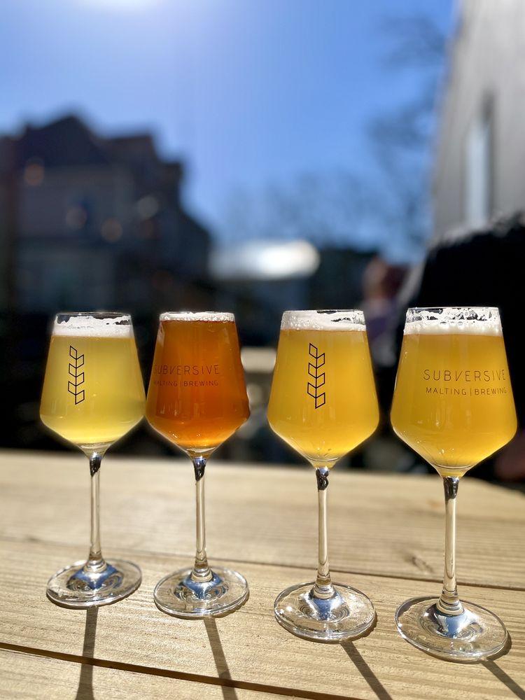 Subversive Malting + Brewing: 96 W Bridge St, Catskill, NY