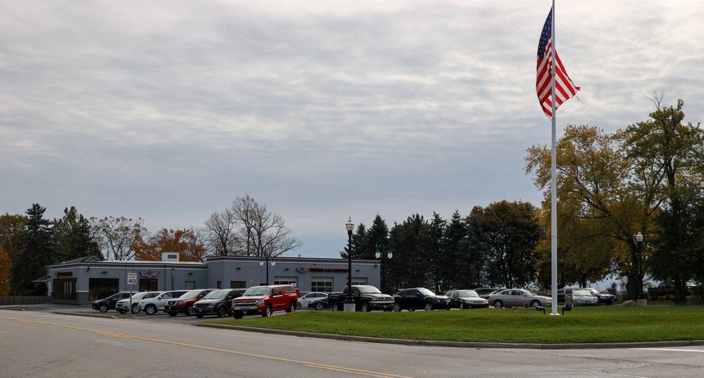 Husher Car Company: 8911 6 Mile Rd, Caledonia, WI