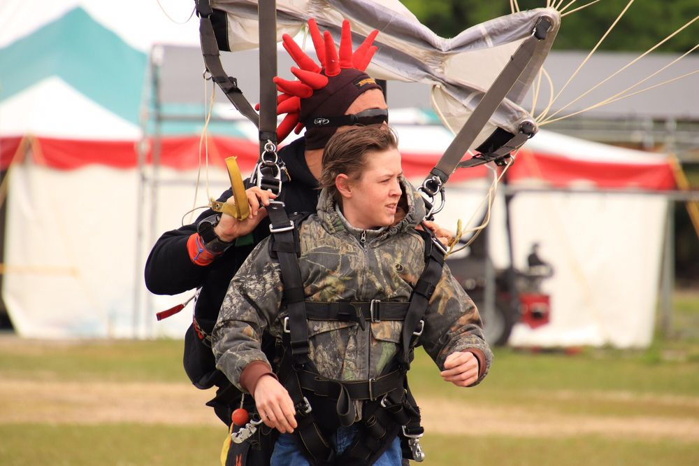Jump Florida Skydiving: 9002 Paul Buchman Hwy, Plant City, FL