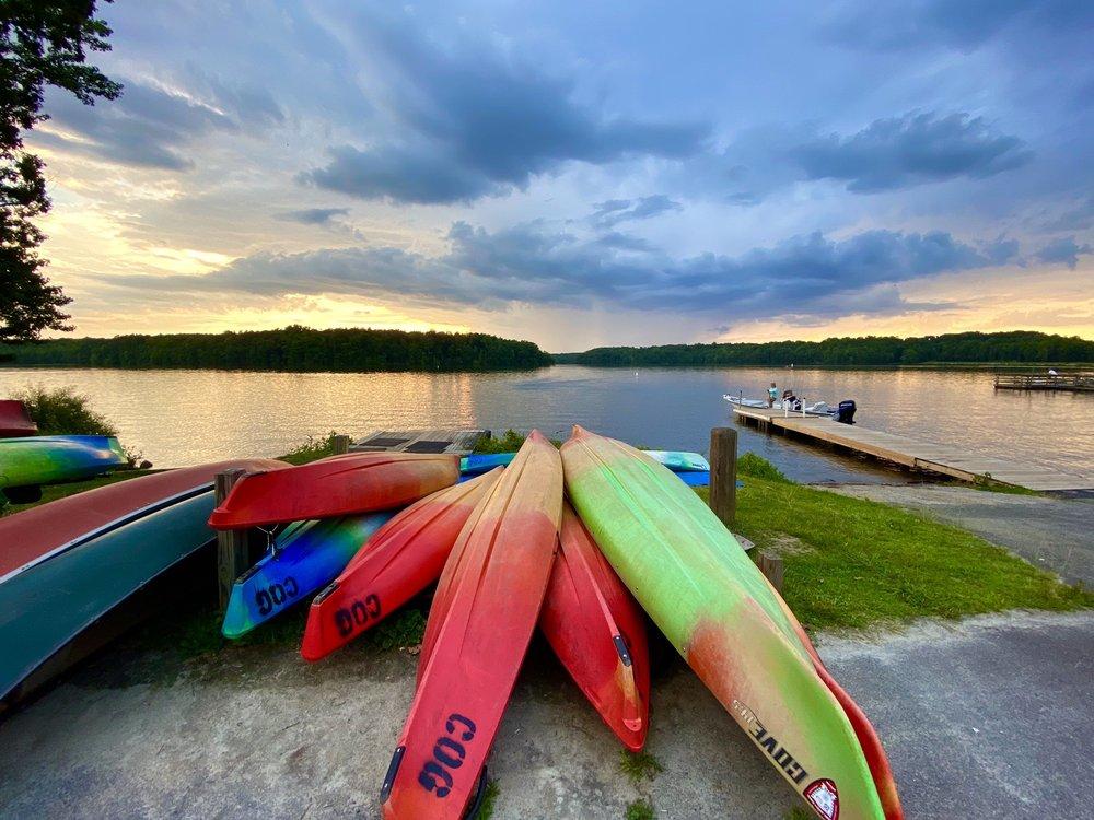 Lake Brandt Marina: 5945 Lake Brandt Rd, Greensboro, NC