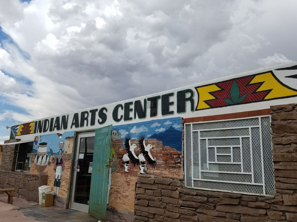 Indian Arts Center: 3 Scenic View Rd, Laguna, NM