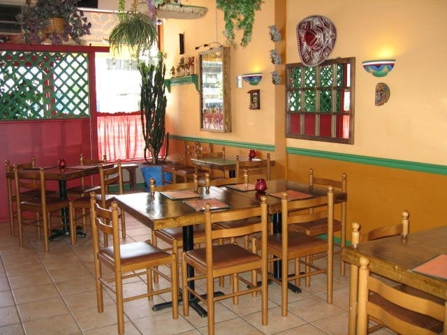 Mexican Restaurants Lonsdale