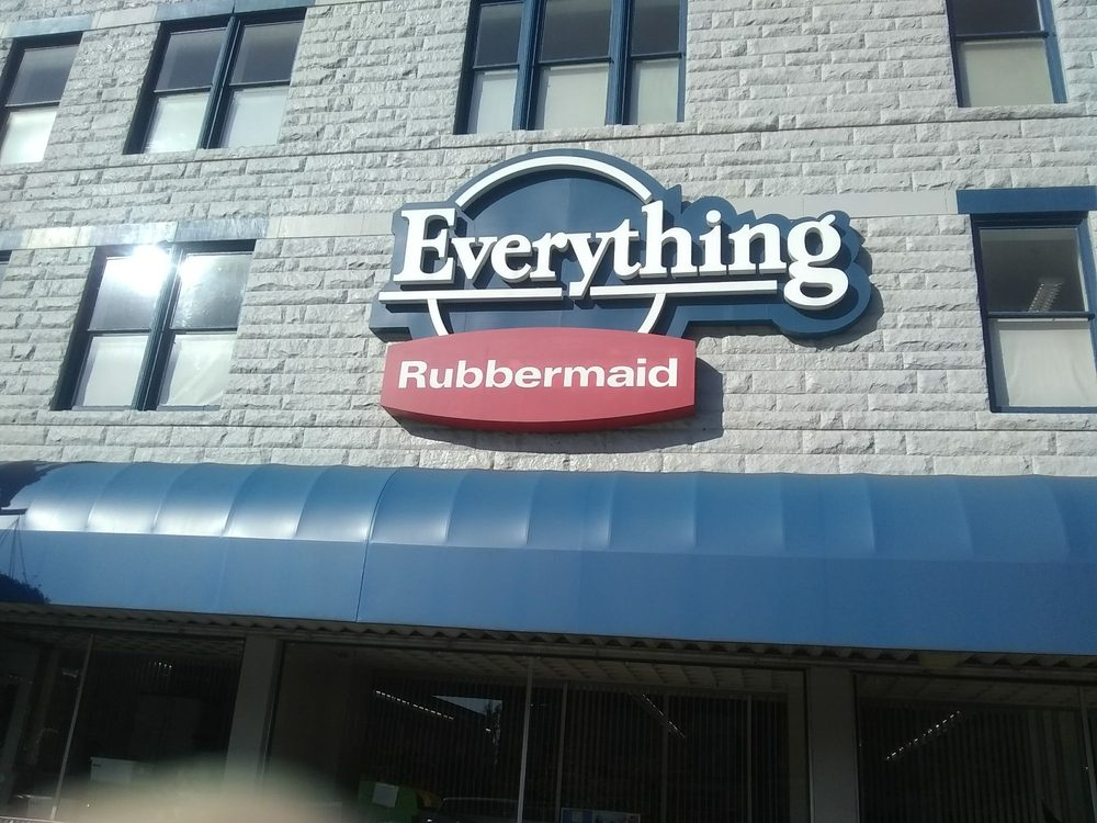 Newell Rubbermaid Everything: 115 S Market St, Wooster, OH