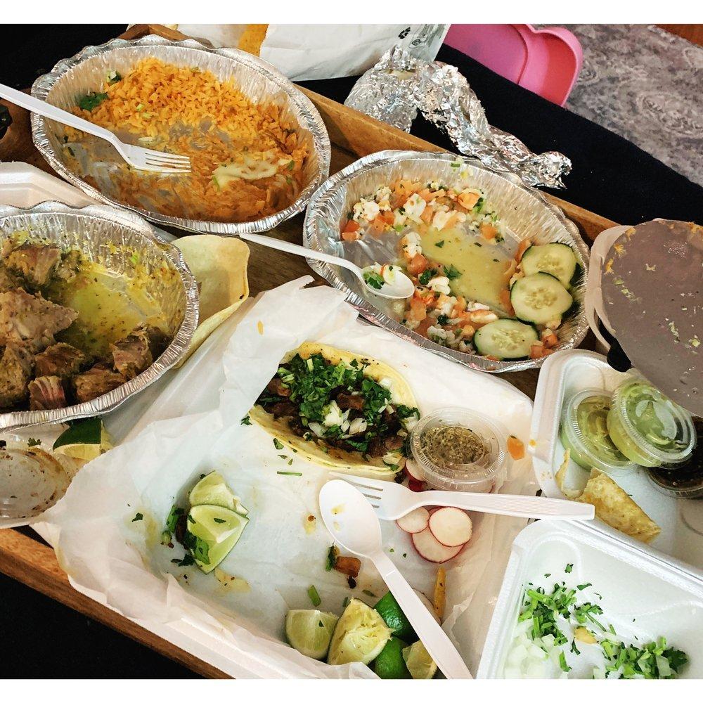 Casa Azul Agave Mexican Restaurant: 296 Larpenteur Ave E, Saint Paul, MN