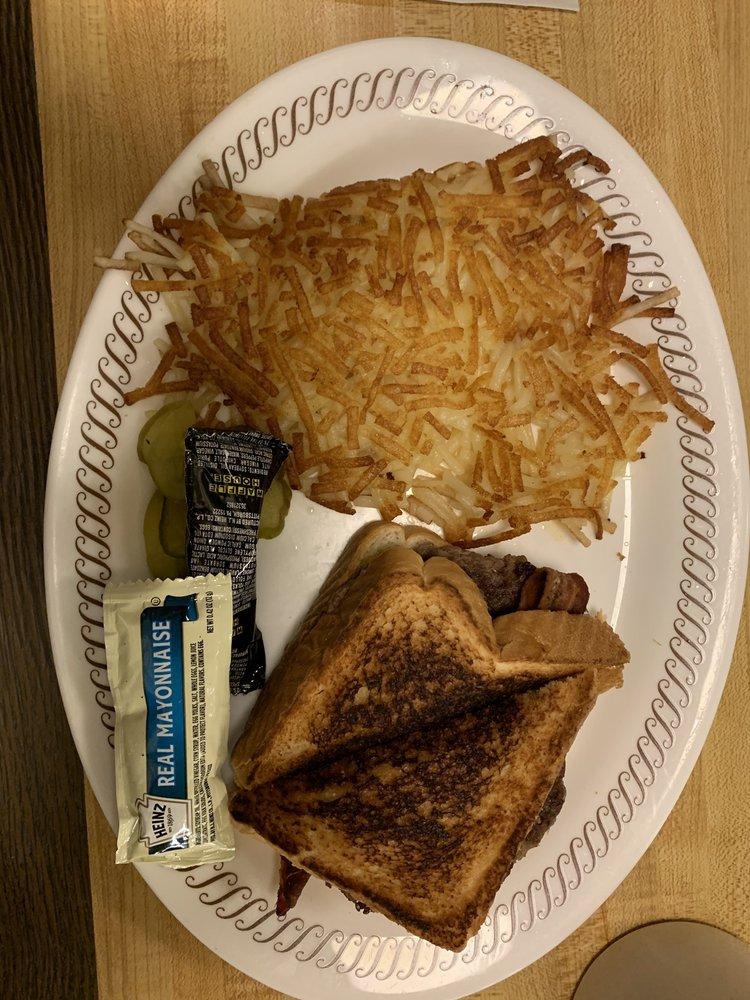 Waffle House: 503 N Apollo Dr, Wapakoneta, OH