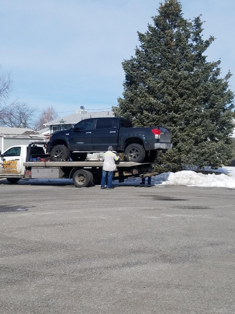 Towing business in Spokane Valley, WA