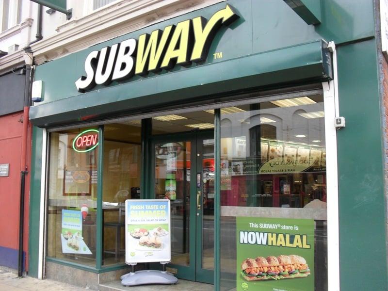 Abington United Kingdom  city photos : Subway Sandwiches 13 Abington Square, Northampton, United Kingdom ...