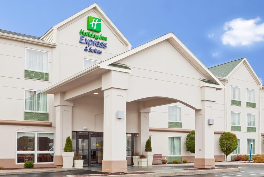 Holiday Inn Express & Suites - Frackville: 956 Schuylkill Mall, Frackville, PA