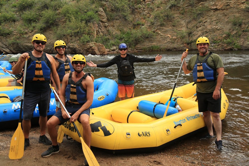 Social Spots from Mountain Whitewater & Paddler's Pub