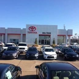 Vantrow Toyota Monroe La >> Van Trow Toyota - Dealerships - 2015 Louisville Ave, Monroe, LA, United States - Phone Number - Yelp