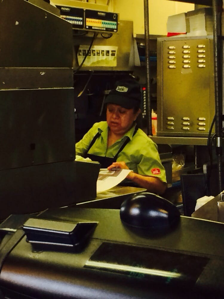 Fast Food Am Standort